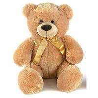 Мягкая игрушка Медведь медовый 26 см