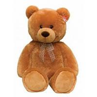 Мягкая игрушка Медведь коричневый 50 см