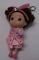 Забавная кукла-брелок от студии LadyStyle.Biz