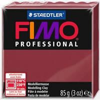 Фимо Профессионал 85 г Fimo Professional - 23 бордо