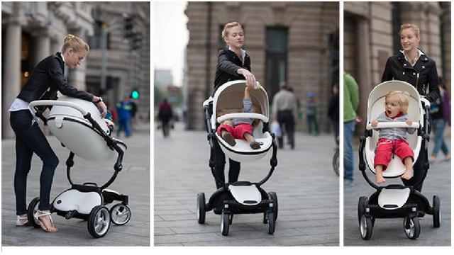 Самая модная детская коляска