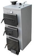 Котел твердотопливный 20-23 кВт (котел на дровах) Carbon для дома и дачи