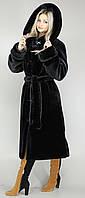 Шикарная женская шуба искусственный мутон