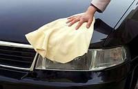Прорезиненная тряпка для мытья автомобиля