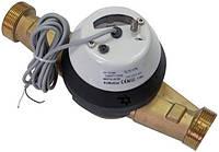 Водосчетчики PoWoGaz JS-3,5-NK ХВ 10 I/imp DN25 с импульсным выходом крыльчатые одноструйные для холодной воды