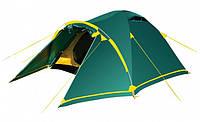 Палатка трехместная двухслойная Tramp Stalker 3 (TRT-111)
