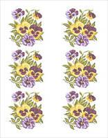 Схема орнамента для вышивки бисером. Код ВШН-5
