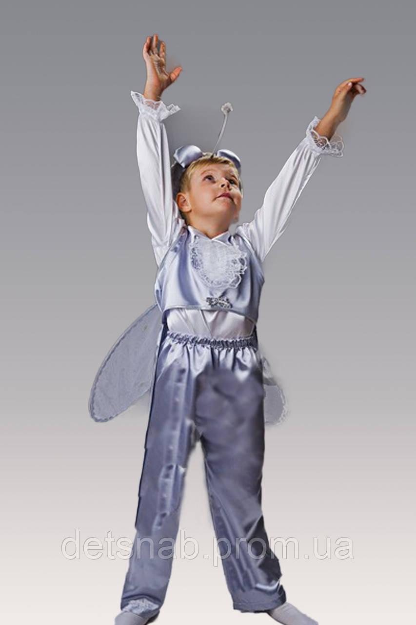 Костюм комара для мальчика своими руками пошагово