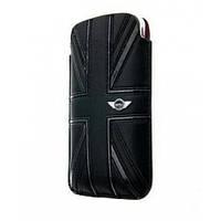 Чехо-карман для iPhone 4/4S - MINI Cooper Union Jack leather sleeve