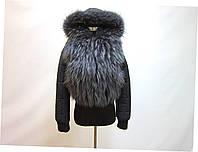 Молодежная куртка-жилетка  р. 44