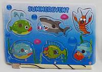Магнитная рыбалка (малая) — увлекательная детская развивающая  игра!