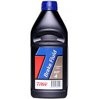 Тормозная жидкость DOT-4 (0.5 литра). TRW Германия - PFB450