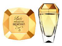 Женская туалетная вода Paco Rabanne Lady Million Eau My Gold! 80ml(test)