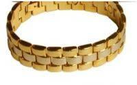 Магнитный браслет «Кросс», длинна 21 см