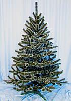Искусственная елка Кедр иней 2,5 м купить сосну серебристого цвета