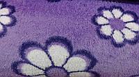 Махра цветочек сереневый