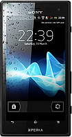 "Водонепроницаемый телефон Sony Xperia acro S LT26w, Retina-дисплей 4.3"", камера 12 Mpx, 16GB, GPS, 3G."