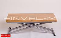Стол трансформер дубовый FinVal-M