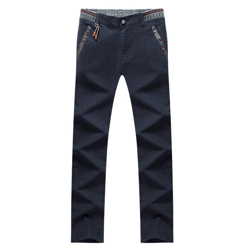 Теплые брюки мужские