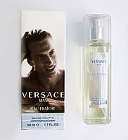 Мини-парфюм Versace Man Eau Fraiche (Версаче Мен Еу Фреш) 50 мл.