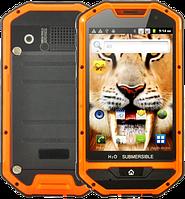 """Противоударный телефон Land Rover A1! Дисплей 4"""", 2 SIM, MP3/MP4."""