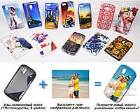 Печать на чехле для HTC Amaze 4G (Cиликон/TPU)