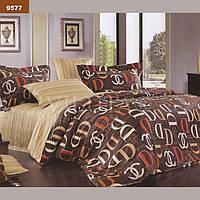 Комплект постельного белья 9577 Дольче и Габбана 100% хлопок ТМ Вилюта Украина Dolce & Gabbana Дольче Габанна