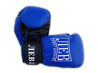 Перчатки боксерские (кожзам) - 6,8,10,12,14 oz