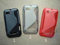 Силиконовый чехол для Motorola Defy mini XT320