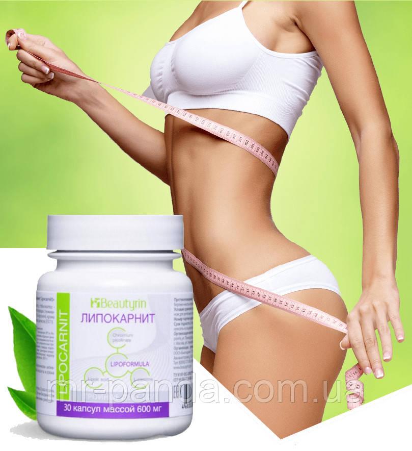 Капсулы lipocarnitлипокарнит для похудения отзывы