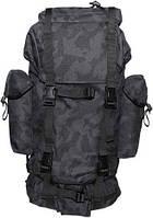 Армейский рюкзак 65л ночной камуфляж MFH 30253K