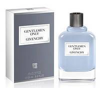 New 2013! Мужская туалетная вода Givenchy Gentlemen Only (элегантный, соблазнительный,аромат) AAT