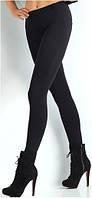Леггинсы женские черные Ewlon (штаны, брюки, лосины)