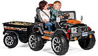 Прицеп Adventure Trailer для детского электромобиля джипа Peg-Perego