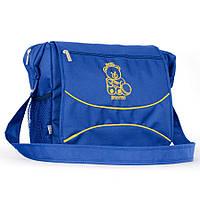Патриотичная сумка на коляску
