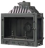 КАМИННАЯ ТОПКА KAW – MET W 4, 12KW с угловой дверью(правая, левая)