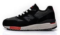 Мужские кроссовки New Balance 998 Черные