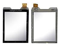 Сенсорное стекло SONY-ERICSSON G700