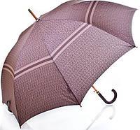 Презентабельный  зонт-трость с большим куполом, полуавтомат ZEST (ЗЕСТ) Z41652-11