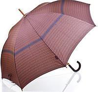 Красивый зонт-трость с большим куполом, полуавтомат ZEST (ЗЕСТ) Z41652-10