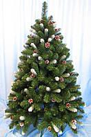 Елка искусственная новогодняя Праздничная 2,2 м. заказать в интернете