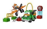 Lego duplo Disney Planes 10509 Дасти и Чаг