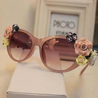 Солнцезащитные очки Dolce Gabbana Flowers