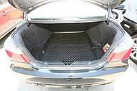 Коврик в багажник BMW 5 (E60) с 2003- ✓ цвет:черный ✓ производитель NovLine