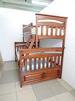 Ліжко двоярусне Злата