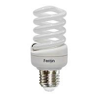 Лампочка энергосберегающая Feron ELT19  (9W, E27, 4000K)