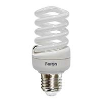 Лампочка энергосберегающая Feron ELT19  (15W, E27, 4000K)