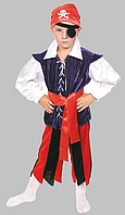 Карнавальный костюм для детей Пират 334