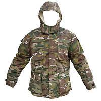 Зимняя куртка НАТО MULTICAM мультикам