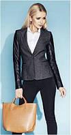 Жакет Zaps с длинным рукавом, куртка, пиджак
